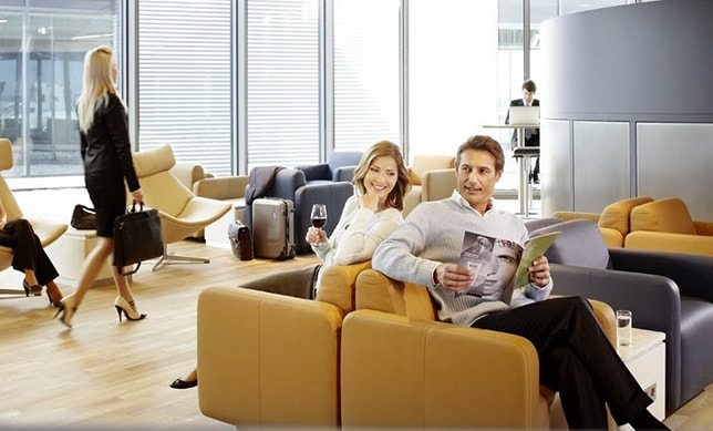 You enjoy personalized business space to relax from your travel schedule.
